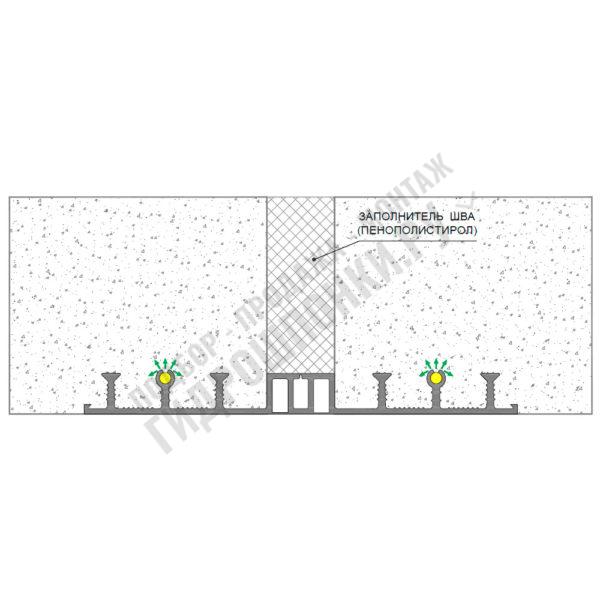 Гидрошпонка-Аквастоп-ДОИ-32050-630-ПВХ