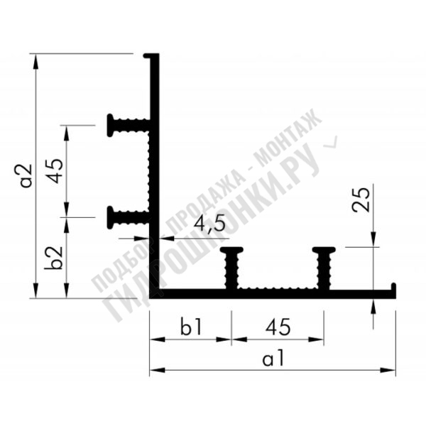 Гидрошпонка-Besaflex-ЕС-240-ЕW
