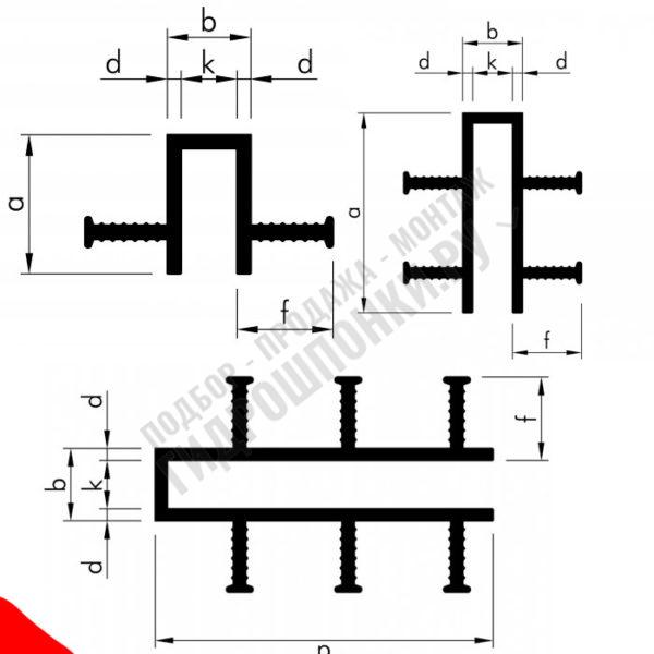 Гидрошпонка-Elastoflex-FAE