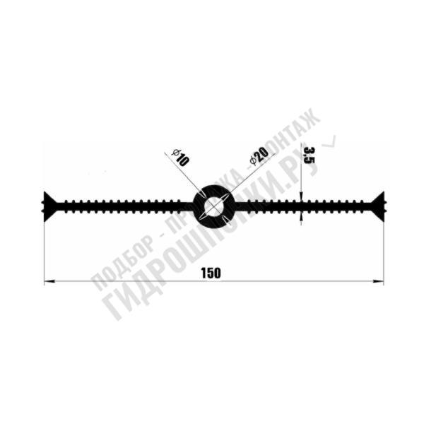 Гидрошпонка-LITAPROOF-IE-R-15020