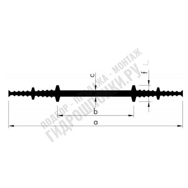 Гидрошпонка-Nitriflex-А-260-DBS