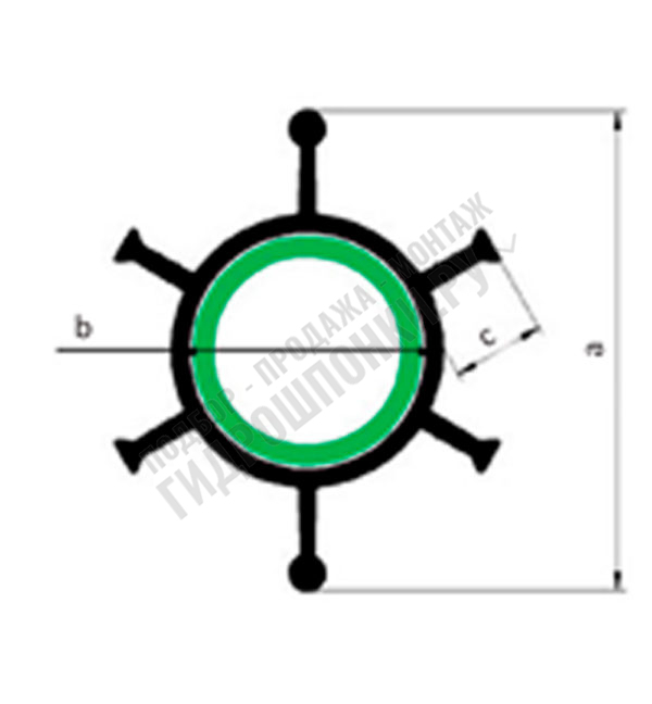 Гидрошпонка-Патриот-ТР-1