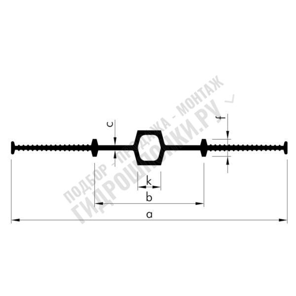 Гидрошпонка-Polyflex-DP-200