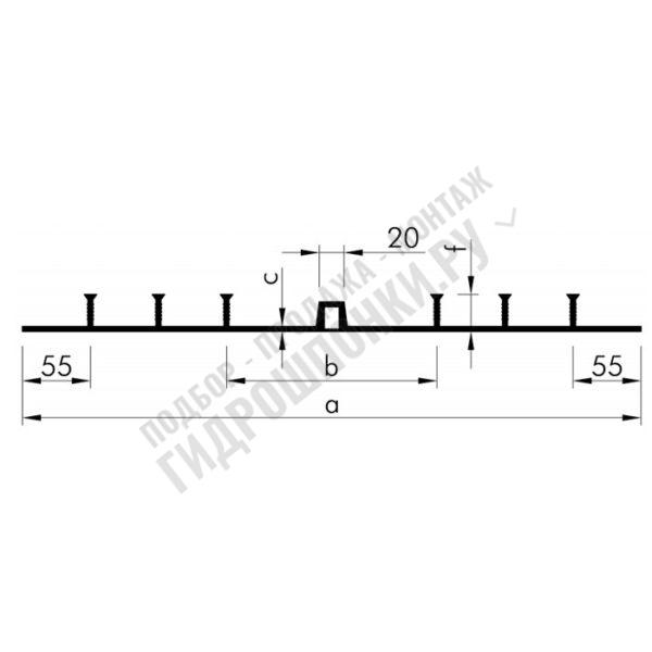 Гидрошпонка-Polyflex-SDA-500